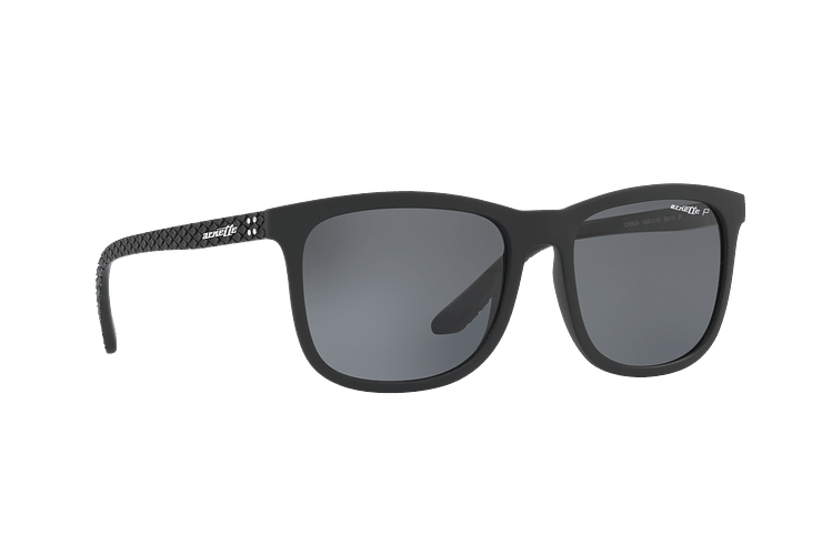 Arnette Chenga Matte Black lente Grey Polarized cod. AN4240 01/81 56 - Image 11