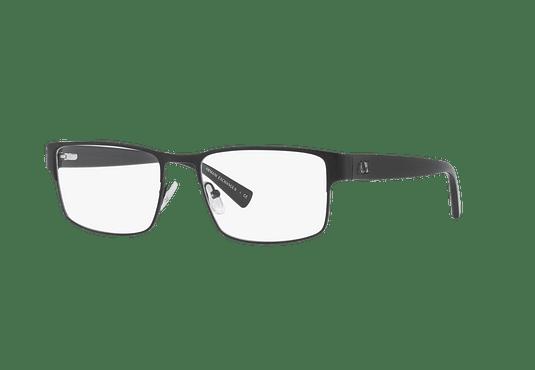 Armazón óptico Armani Exchange AX1021 Matte Black cod. AX1021 6063 54