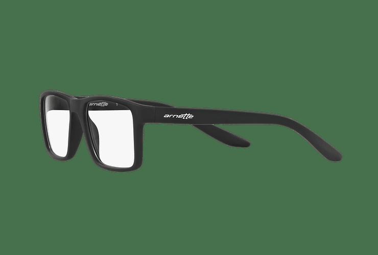 Armazón óptico Arnette Coronado Fuzzy Black cod. AN7109 447 53 - Image 2