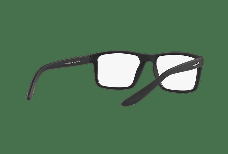 Armazón óptico Arnette Coronado Fuzzy Black cod. AN7109 447 53 - Image 7