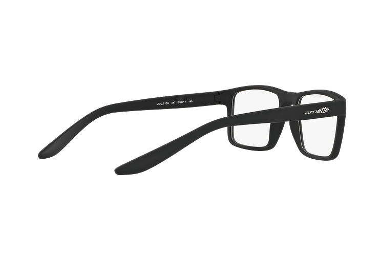 Armazón óptico Arnette Coronado Fuzzy Black cod. AN7109 447 53 - Image 8