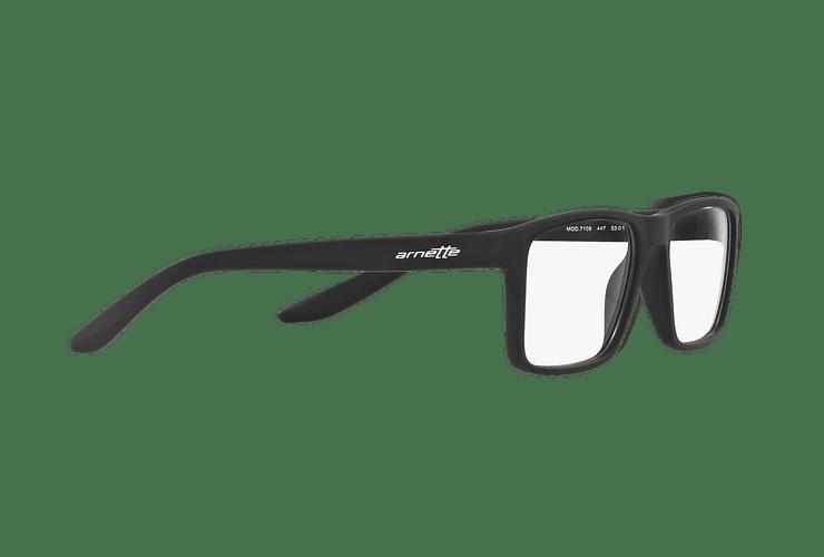Armazón óptico Arnette Coronado Fuzzy Black cod. AN7109 447 53 - Image 10