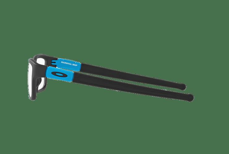Armazón óptico Oakley Marshal Trubridge Satin Black cod. OX8091-0453 - Image 3