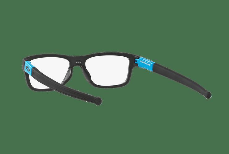 Armazón óptico Oakley Marshal Trubridge Satin Black cod. OX8091-0453 - Image 5