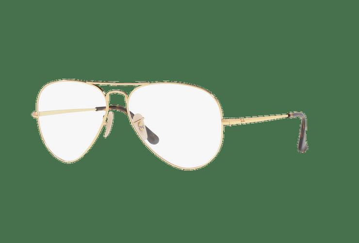 Armazón óptico Ray-Ban Aviador RX6489 - Image 1