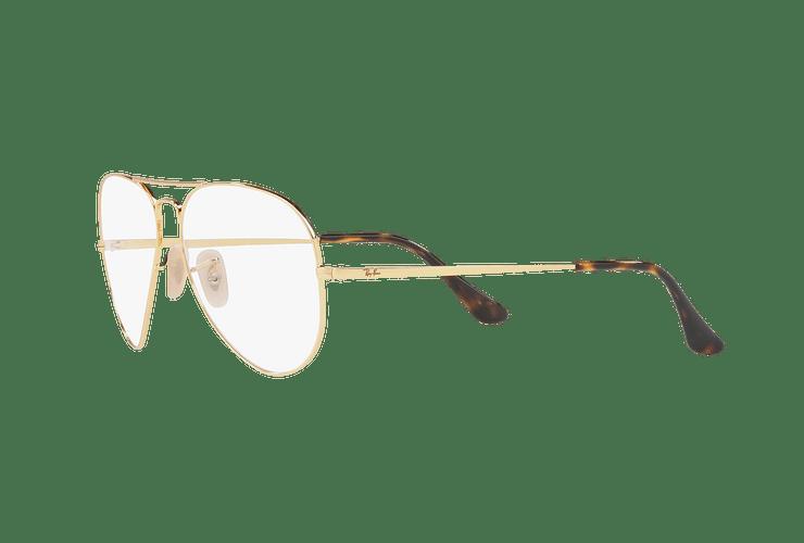 Armazón óptico Ray-Ban Aviador RX6489 - Image 2