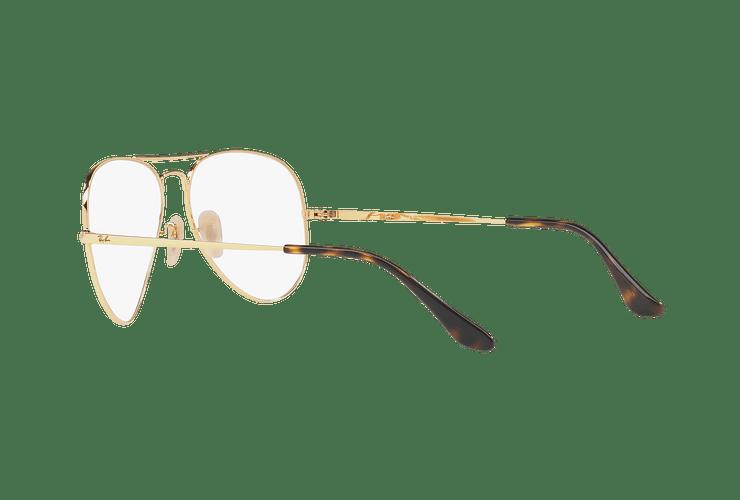 Armazón óptico Ray-Ban Aviador RX6489 - Image 4