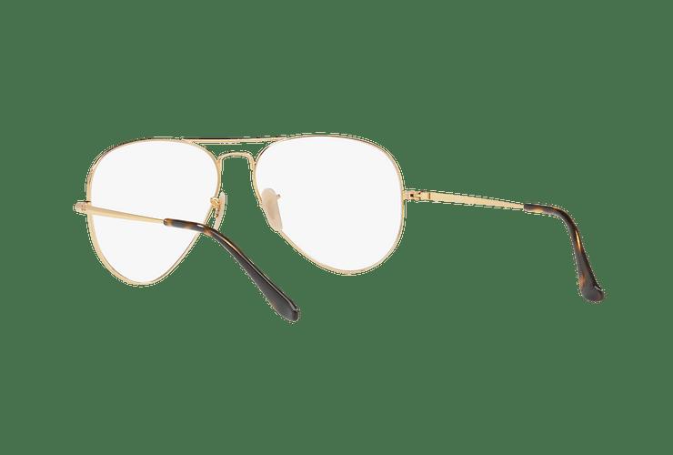 Armazón óptico Ray-Ban Aviador RX6489 - Image 5