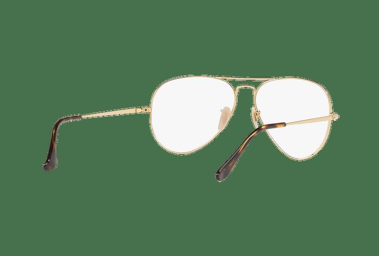 Armazón óptico Ray-Ban Aviador RX6489 - Image 7