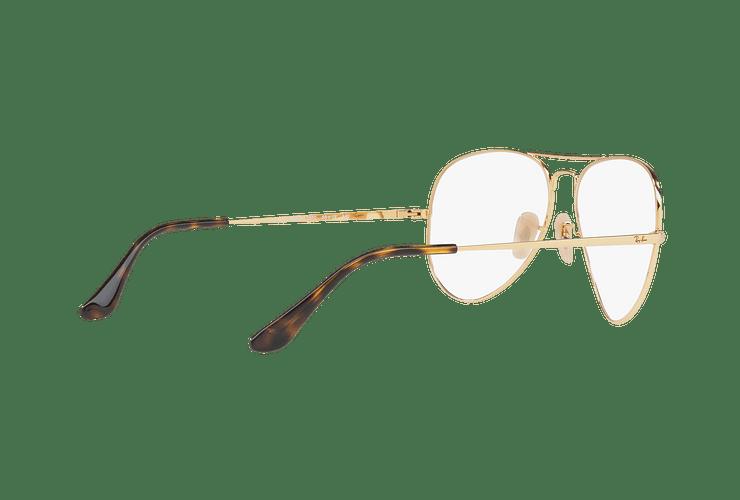 Armazón óptico Ray-Ban Aviador RX6489 - Image 8