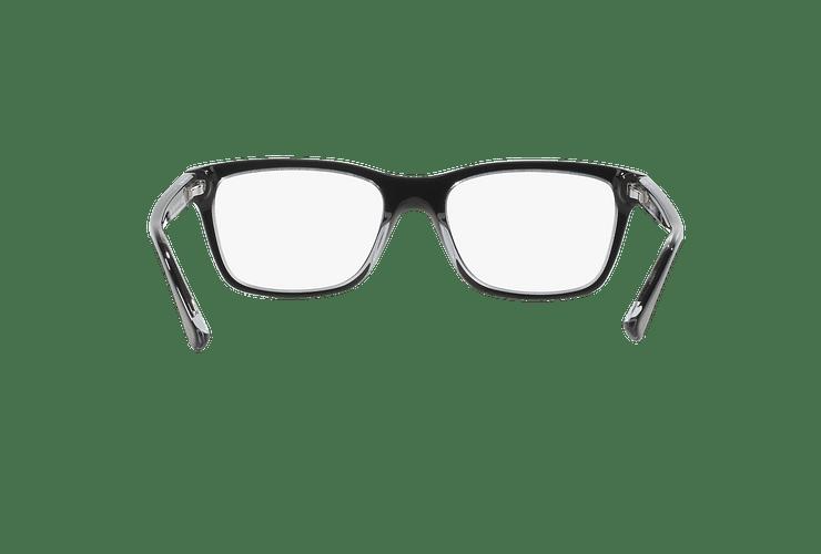 Armazón óptico Ray Ban Junior RY1536 Top Black On Transparent cod. RY1536 3529 48 (Producto para Niños) - Image 6
