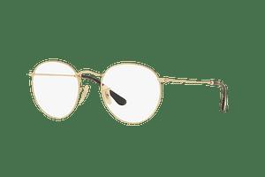 Armazón óptico Ray-Ban Round Metal