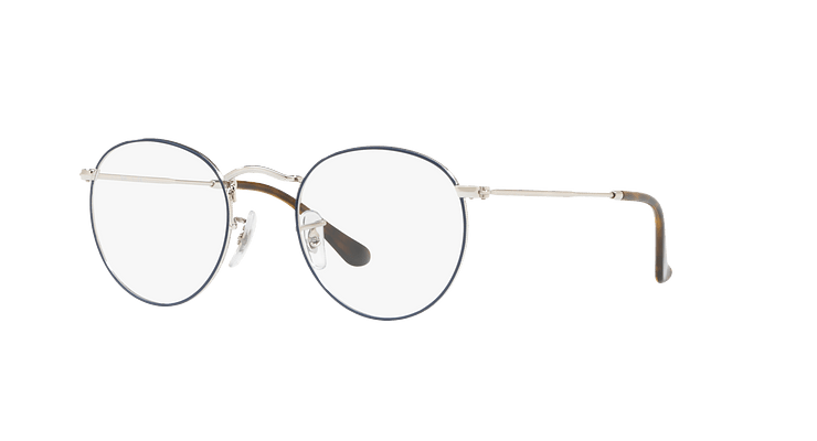 Ray-Ban Round Metal Sin Aumento Óptico - Image 1
