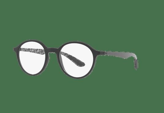 Armazón óptico Ray Ban Round RX8904 Matte Black cod. RX8904 5263 50