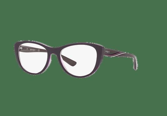 Armazón óptico Vogue Rainbow VO5102 Violet/Violet Transparent cod. VO5102 2409 51