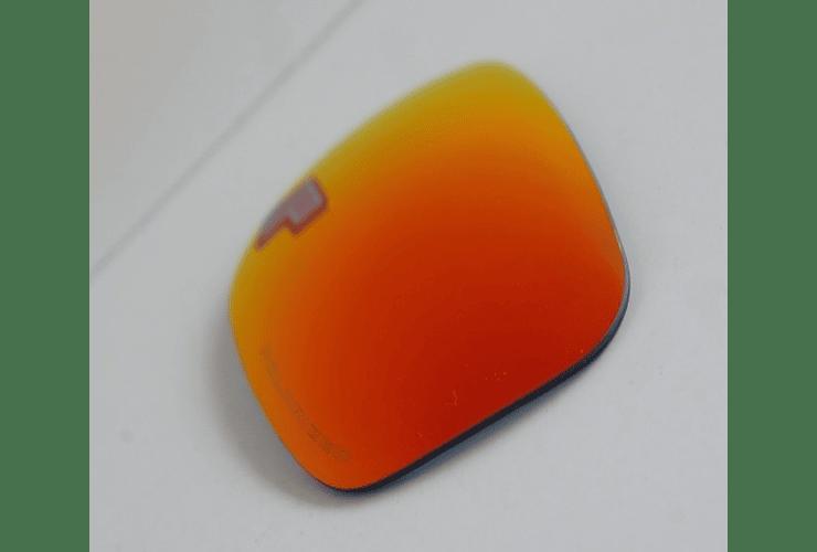 Lente de repuesto/reemplazo Oakley Holbrook color Ruby iridium POLARIZED/POLARIZADOS - Image 4