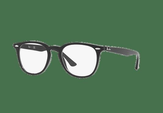 Armazón óptico Ray Ban Round RX7159 Black cod. RX7159 2000 52
