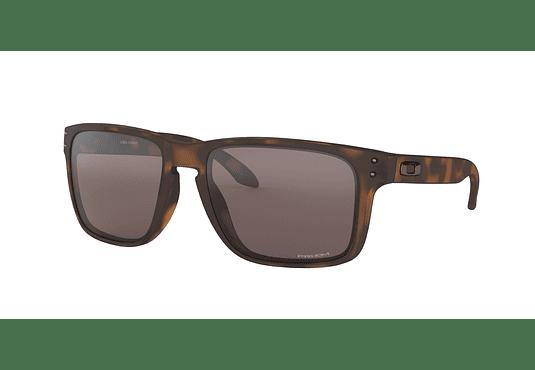 Oakley Holbrook XL Matte Brown Tortoise lente Black PRIZM cod. OO9417-0259