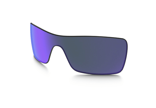 Lente de repuesto/reemplazo Oakley Batwolf color Violet iridium