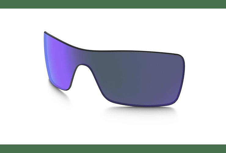 Lente de repuesto/reemplazo Oakley Batwolf color Violet iridium