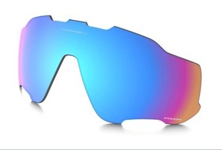 Lente de repuesto/reemplazo Oakley Jawbreaker color Prizm Sapphire