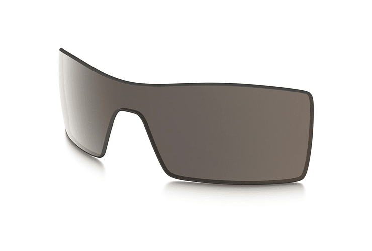 Lente de repuesto Oakley Oil Rig color Warm Grey cod. 16-707 - Image 1