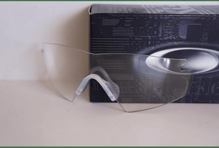 Lentes de repuesto Oakley Industrial M-Frame Clear - Image 2