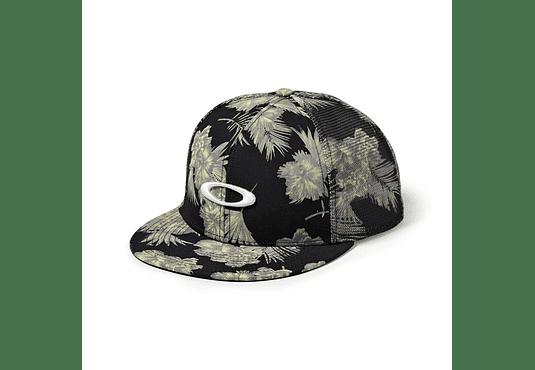 Gorro OAKLEY Mesh Sublimated Hat Color JET Black Cod. 911511-01K