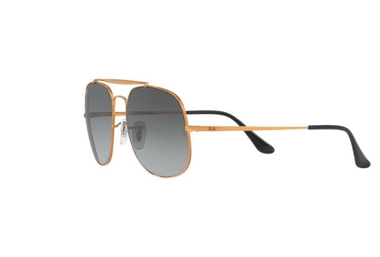 Ray Ban General Bronze lente Green / Grey cod. RB3561 197/71 57 - Image 2
