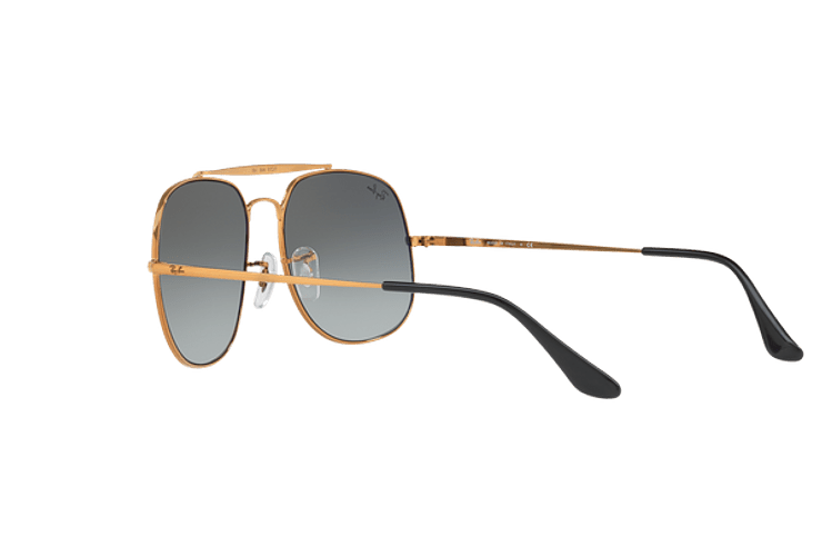 Ray Ban General Bronze lente Green / Grey cod. RB3561 197/71 57 - Image 4