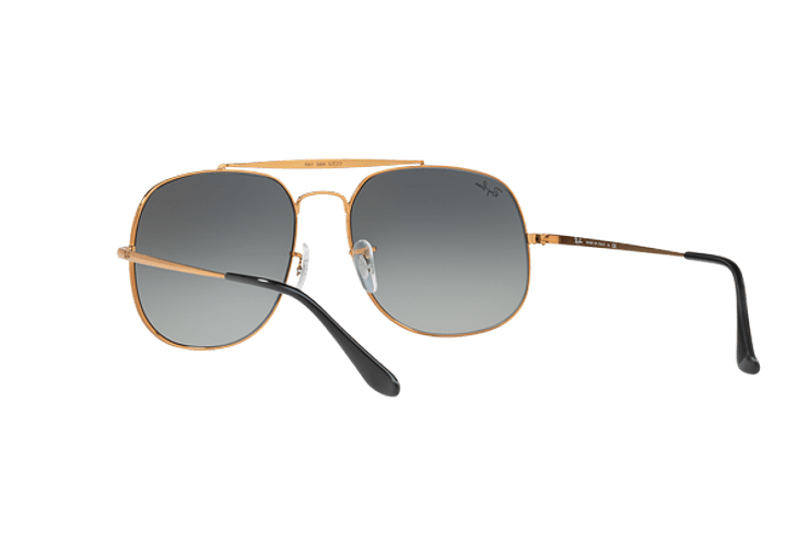 Ray Ban General Bronze lente Green / Grey cod. RB3561 197/71 57 - Image 5