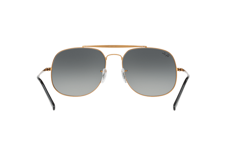 Ray Ban General Bronze lente Green / Grey cod. RB3561 197/71 57 - Image 6