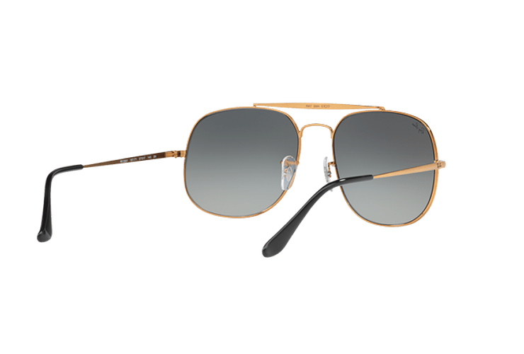 Ray Ban General Bronze lente Green / Grey cod. RB3561 197/71 57 - Image 7