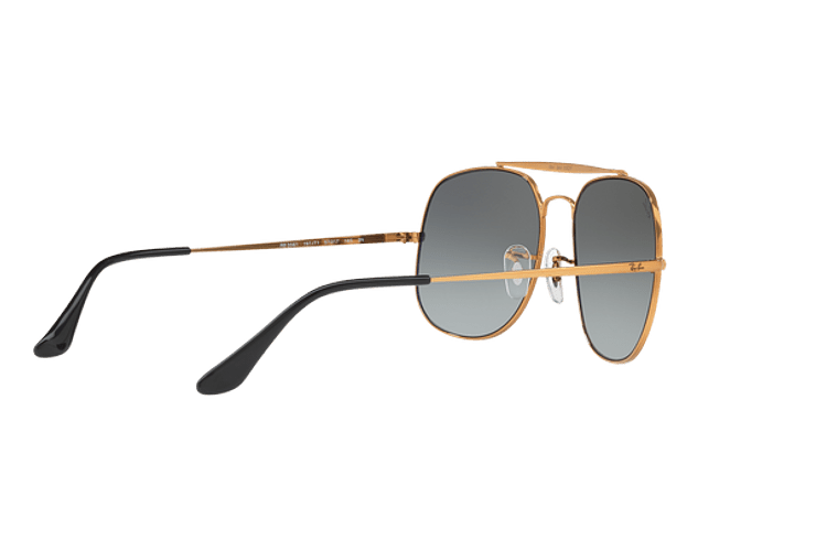 Ray Ban General Bronze lente Green / Grey cod. RB3561 197/71 57 - Image 8