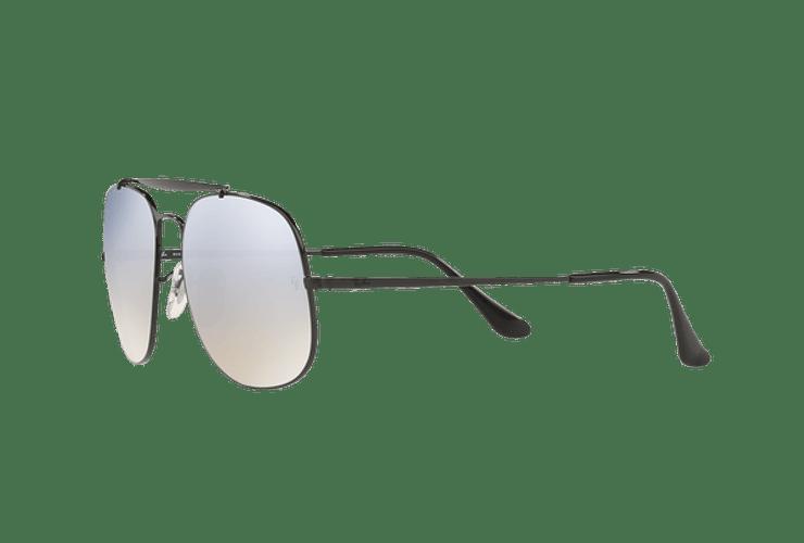 Ray Ban General Black lente Gradient Mirror Silver cod. RB3561 002/9U 57 - Image 2