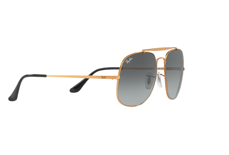 Ray Ban General Bronze lente Green / Grey cod. RB3561 197/71 57 - Image 10