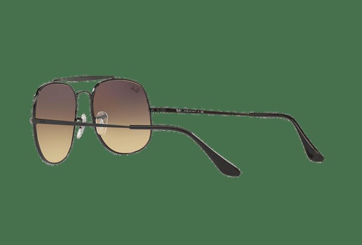 Ray Ban General Black lente Gradient Mirror Silver cod. RB3561 002/9U 57 - Image 4