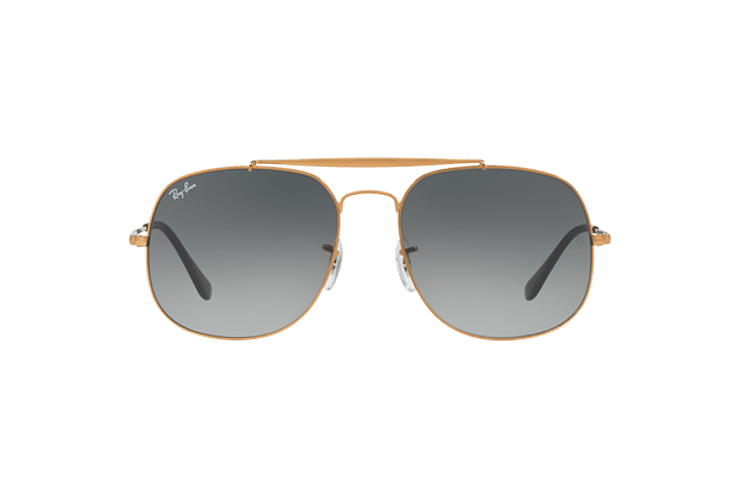Ray Ban General Bronze lente Green / Grey cod. RB3561 197/71 57 - Image 12