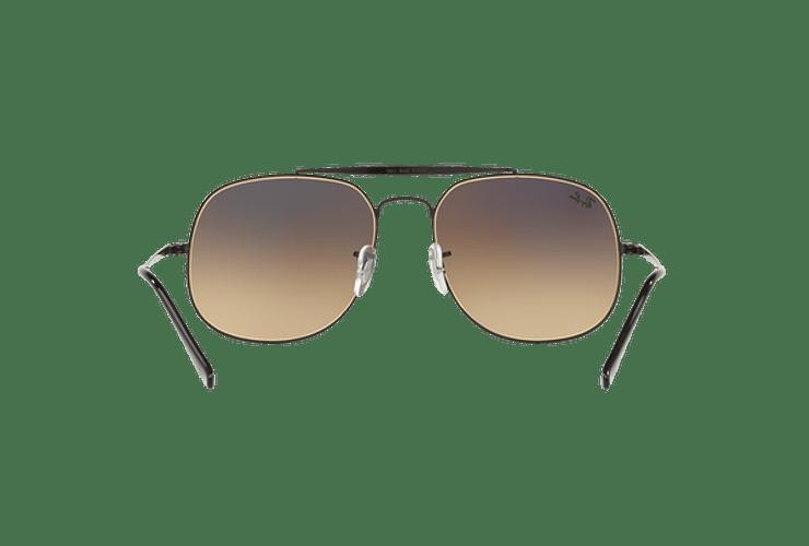 Ray Ban General Black lente Gradient Mirror Silver cod. RB3561 002/9U 57 - Image 6