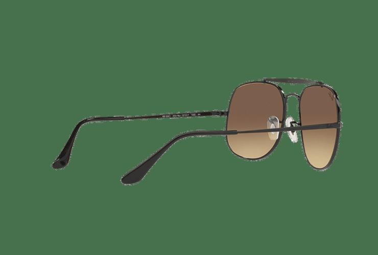 Ray Ban General Black lente Gradient Mirror Silver cod. RB3561 002/9U 57 - Image 8