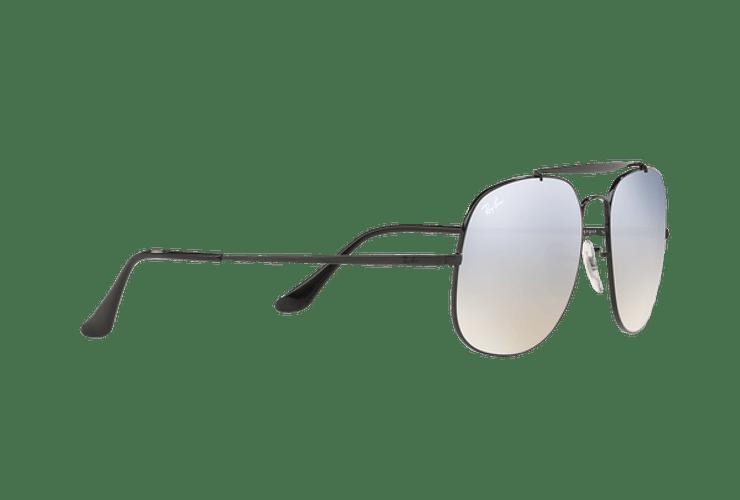 Ray Ban General Black lente Gradient Mirror Silver cod. RB3561 002/9U 57 - Image 10