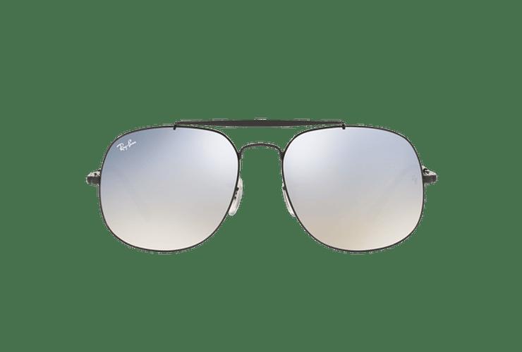 Ray Ban General Black lente Gradient Mirror Silver cod. RB3561 002/9U 57 - Image 12