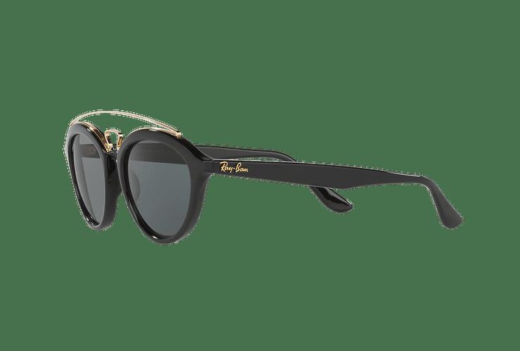 Ray Ban Gatsby II Black lente Dark Green cod. RB4257 601/71 53 - Image 2