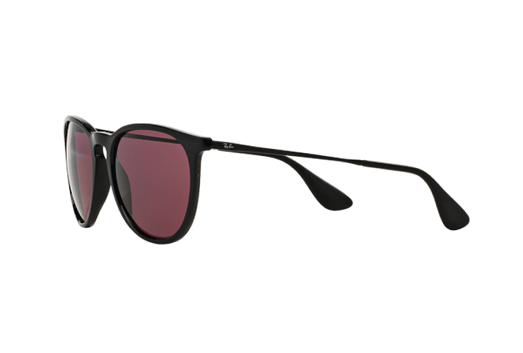 Ray Ban Erika Black lente Purple Polarized cod. RB4171 601/5Q 54 - Image 2
