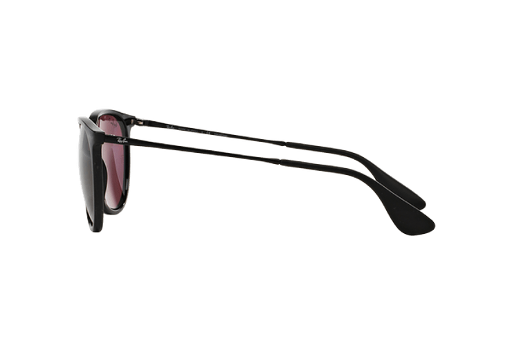 Ray Ban Erika Black lente Purple Polarized cod. RB4171 601/5Q 54 - Image 3
