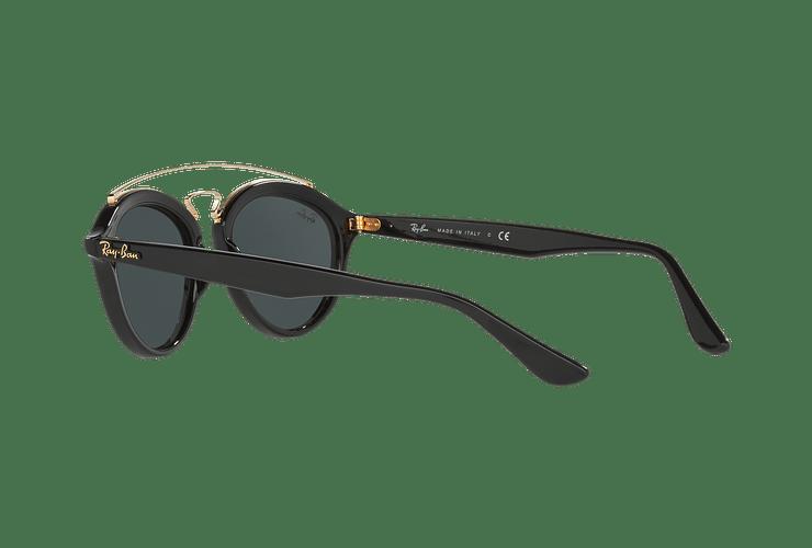 Ray Ban Gatsby II Black lente Dark Green cod. RB4257 601/71 53 - Image 4
