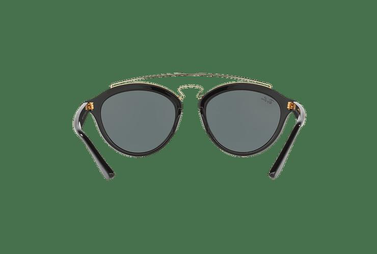 Ray Ban Gatsby II Black lente Dark Green cod. RB4257 601/71 53 - Image 6