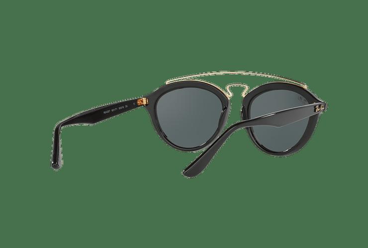 Ray Ban Gatsby II Black lente Dark Green cod. RB4257 601/71 53 - Image 7