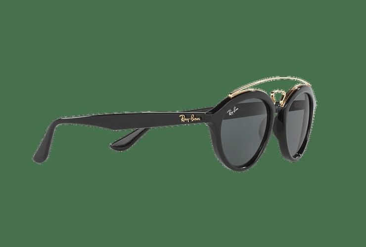 Ray Ban Gatsby II Black lente Dark Green cod. RB4257 601/71 53 - Image 10