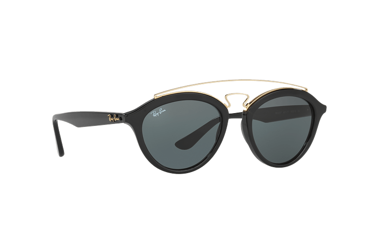 Ray Ban Gatsby II Black lente Dark Green cod. RB4257 601/71 53 - Image 11